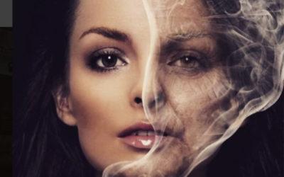 Envejecimiento de la piel. El tabaco