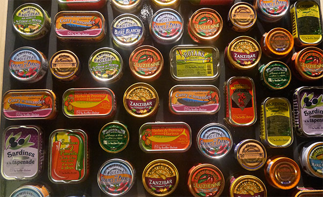 Las latas de conservas , ¿Son sanas?